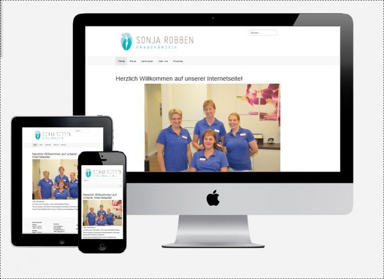Arztpraxis online